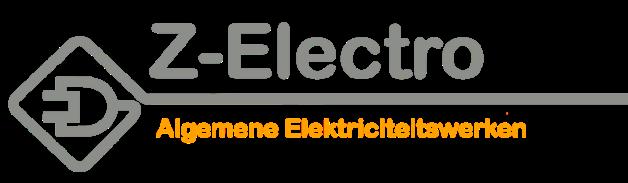 Z-electro – Algemene Elektriciteitswerken Antwerpen Logo